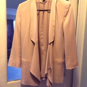 Pale Pink French Connection Blazer